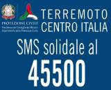 Sms solidale al 45500