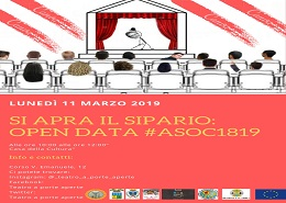 Open Data Liceo Scientifico Filolao