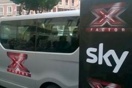 X Factor on the road