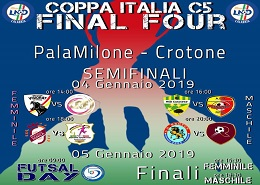Coppa Italia Final Four Calcio a 5